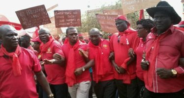 Ghanaian Workers Protest Against 'abusive' Turkish Bosses