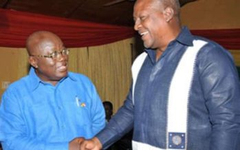 """""""I'll Reduce Tax Rate……..Create employment….Be Different From Mahama"""" –Nana Addo"""