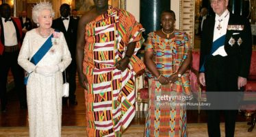 Amazing PHOTOS of the Ghana's Leaders and the Queen of England