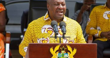 Mahama Listed Among 3 Top Rated Presidents in The World -Report