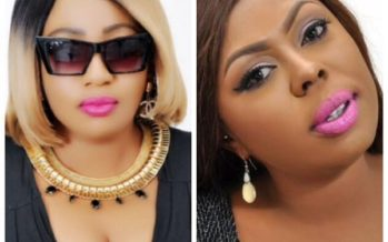 WTF!! Diamond Appiah Takes Afia Schwar To The Cleaners; Calls Her DOUCHEBAG And Her Hubby IMBECILE!!