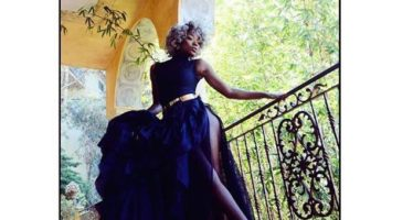 EFYA Shows Off Some Skin In New PHOTO As She Turns 29