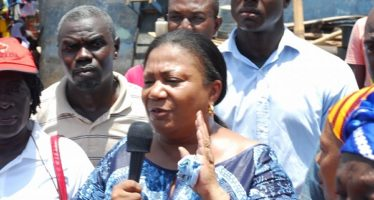 PHOTOS:My Husband Is The Candidate who Can Change Ghana- Rebecca Akufo-Addo