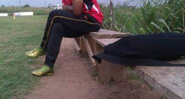 PHOTOS: Kotoko' David Duncan Reports To An Empty Training Grounds