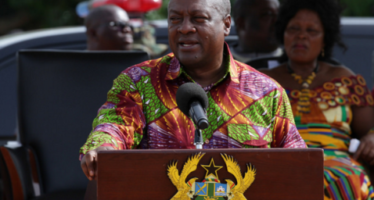 Mahama's Minister Campaigns Against Him In The North