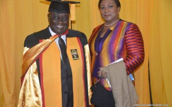Her Father was a Speaker of Parliament. Full Profile of Akufo-Addo's Wife, Rebecca