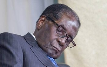 PHOTOS: Mugabe Becomes a Laughing Stock for Ruling from Wheelchair