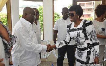 NPP and Akufo-Addo  Congratulate Konadu Rawlings; Hail Her Experience