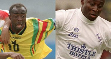 A Look at Abedi Pele vrs Tony Yeboah; the Old School Rivalry