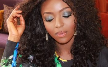 Instagram Photo of The Week: Yvonne Okoro Shows Cleavage