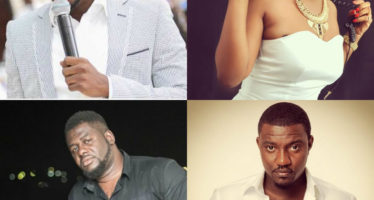 PHOTOS: The 11 Gh Celebrities Who Are Openly Campaigning for NDC this Year