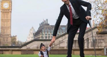 Checkout The Top 10 Countries With The Tallest Men And Woman