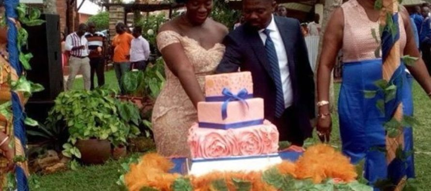 PHOTOS: 2 Years after Murder, Ex- Wife of Kwaw Kesse's Dead Manager Marries
