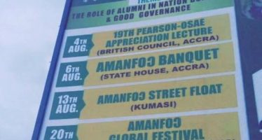 Tweets: Prempeh College Trolled on Social Over Error on Festival's Bill Board