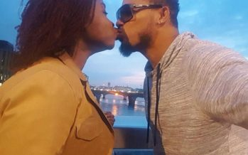 Awww.. Read Van Vicker's Message to his Wife as She Celebrates her 40th Birthday