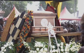 PHOTOS: Asantehemaa's Casket; What you Need to Know
