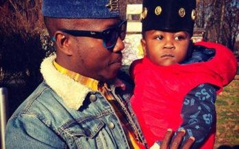 These PHOTOS of FlowKing Stone and his Son Show that he is up for Daddy Goals