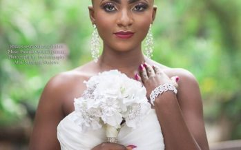 You Will Love Ahuofe Patri in this Bridal Gown [PHOTOS]