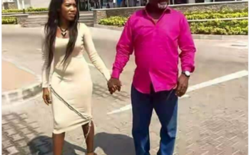 This is how Kofi Adjorlolo Met his Young Wife-to-be, Victoria Mekpah