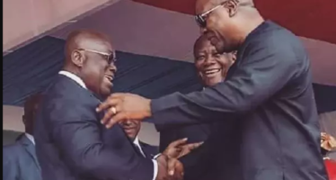See: Mahama's Tweet About Akufo-Addo is What Everyone is Talking About