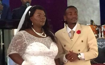 PHOTOS: This Gospel Artiste  has Married a Woman who is Twice his Age