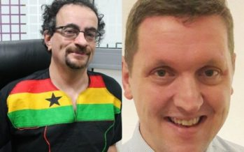 UK Appoints New High Commissioner to Ghana. Jon Benjamin Out.