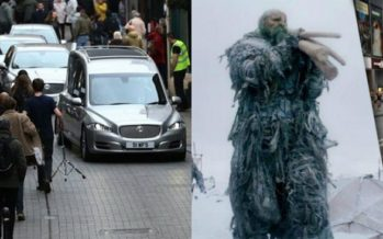 Hundreds Attend Funeral of Game of Thrones Giant Actor, Neil Fingleton