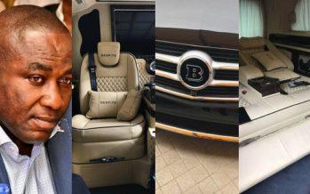 Exclusive PHOTOS: Inside Despite's New $600k Customized Brabus Car