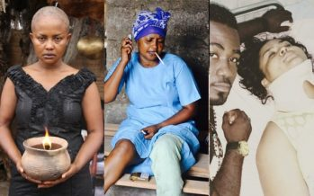 These 5 Sad PHOTOS of Nana Ama McBrown Tell it All About her Hustle
