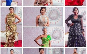 Check Out Eurostar's Top 10 Best Dressed Female Celebs At Vgma 2017