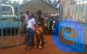 PHOTOS: Woman Storms Wedding With 2 Children, Says Groom Is Her Husband of 10 Years